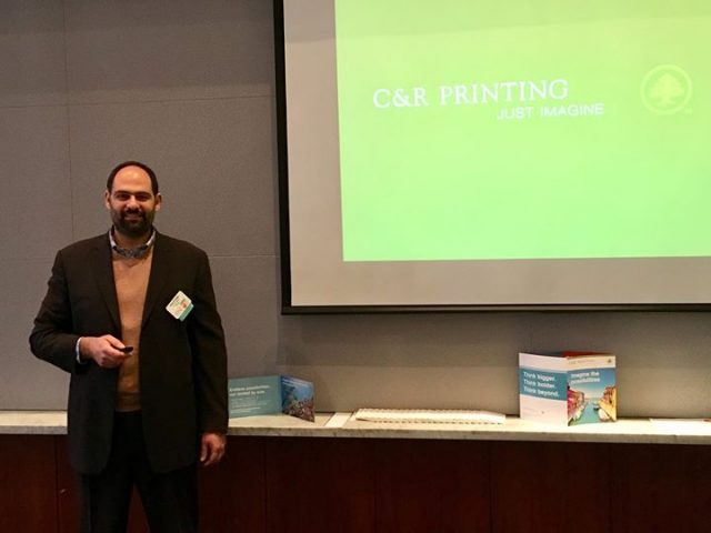 Thank you to everyone who attended Elias' keynote presentation at the Reston Referral Network…