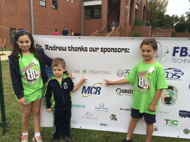 Pictures of our C&R family who volunteered at the water table and ran in…