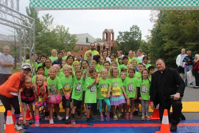 C & R Printing shared St. Andrew's The Happiest Fun Run on Earth 10K,…