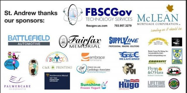 We are very proud to sponsor St. Andrew's Dash into the 80s 5K, we…