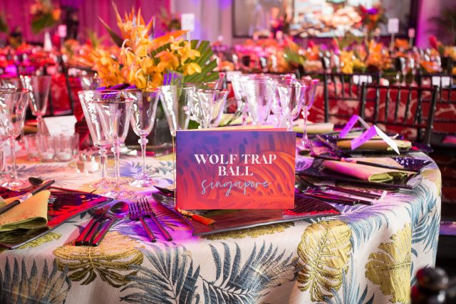 Another successful collaboration with#WolfTrap.  Thank you for trusting us with…