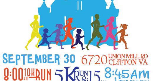 10th Annual 10k-5k-1 Mile Fun Run